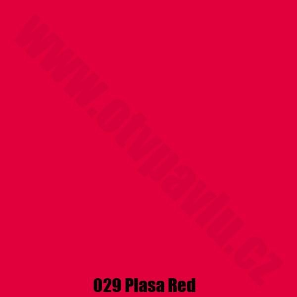 Lee Filters  029 Plasa Red Role