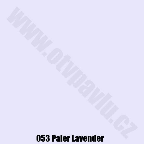 Lee Filters  053 Paler Lavender Role