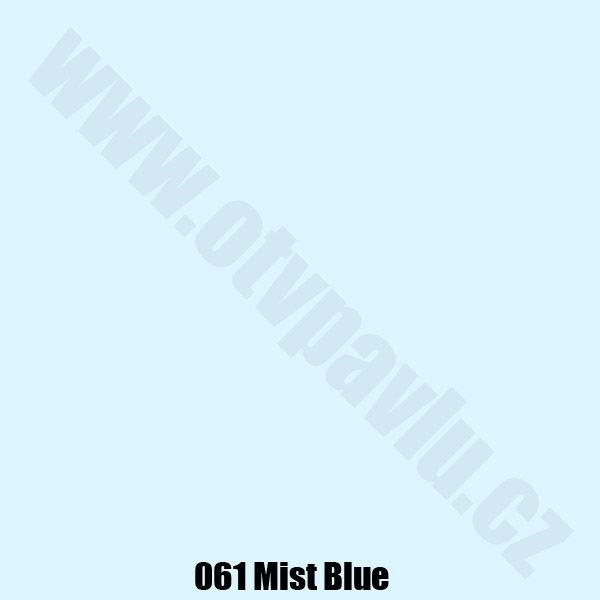 Lee Filters  061 Mist Blue Role
