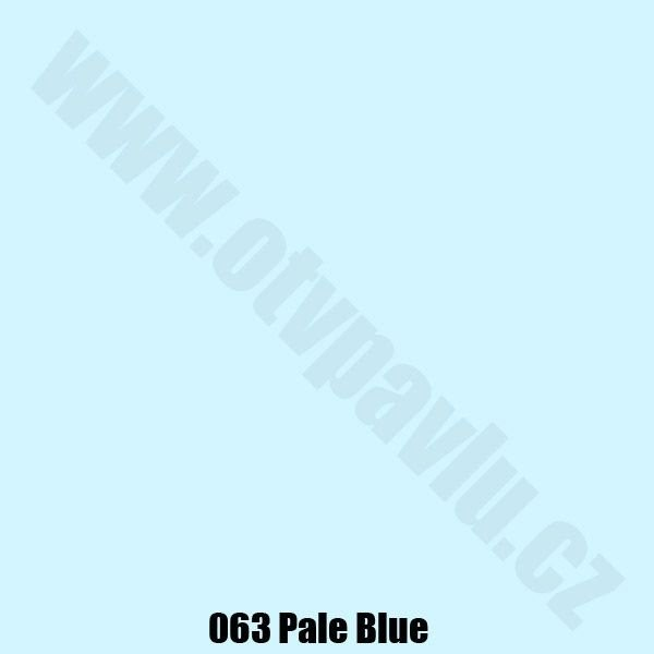 Lee Filters  063 Pale Blue Role