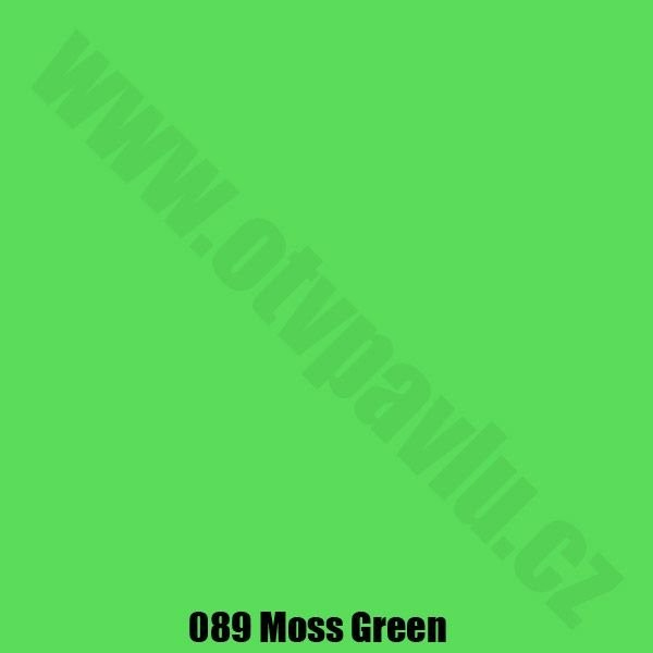 Lee Filters  089 Moss Green Role