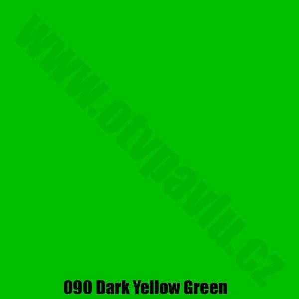 Lee Filters  090 Dark Yellow Green Role