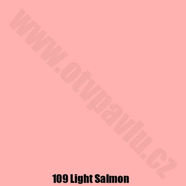 Lee Filters  109 Light Salmon Role