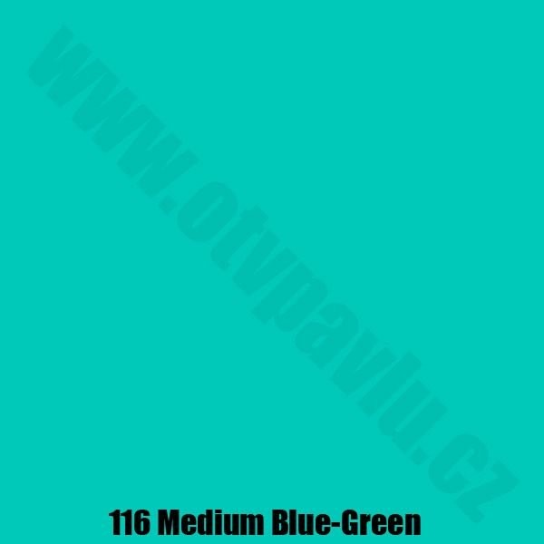 Lee Filters  116 Medium Blue-Green Role