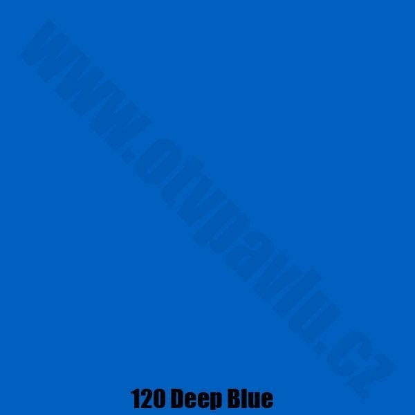Lee Filters  120 Deep Blue Role
