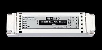 PROLED - MBN  DALI PWM DIMMER RGB 3-CHANNEL