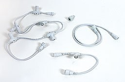 PROLED - MBN  extension cable 2-PIN 200cm 1x male / 1x female