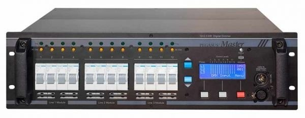 PLS Electronics  MASTER 1210-UK-1PN