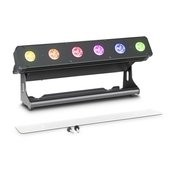 Cameo PIXBAR 500 PRO - Professional 6 x 12 W RGBWA+UV LED Bar