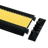 Defender 3 - End Ramp for 85002 Cable Protector 3-channels