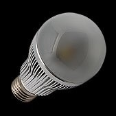 PROLED - MBN  E27 – BULB LAMP 8 Watt	WHITE