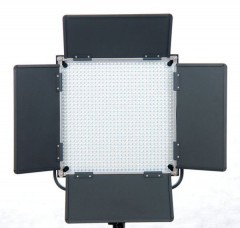 C-TV  High CRI +Bags Bi-color 3pcs 900 LED Video Studio Film Lights