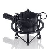 LD Systems DSM 45 - Microphone Shock Mount 45 - 49 mm black