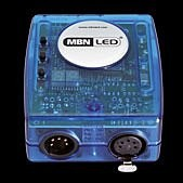 PROLED - MBN  MBNLED Stand Alone DMX Controller STD
