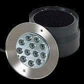 PROLED - MBN  REC IP68 LIGHT 12x 3 Watt MONO 25°