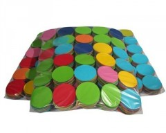 Universal-Effects Europe  Show Confetti Paper Round 55 mm