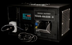 SMOKE FACTORY  TOUR-HAZER II-BOXED 230V/1300W, DMX, black box