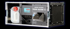 SMOKE FACTORY  TOUR-HAZER II-SF 230V/1300W,DMX, black-laminated-flightcase
